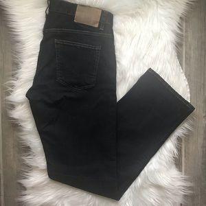 Men's Aeropostale Straight Leg Dark Wash Jeans